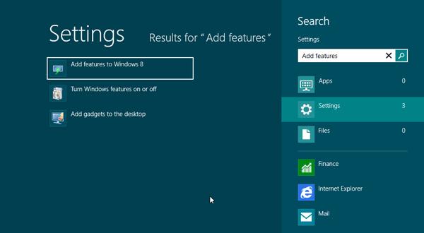 Install Windows Media Center Windows 8
