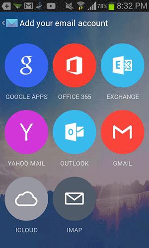Aplikasi CloudMagic Email