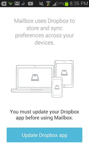 Aplikasi MailBox