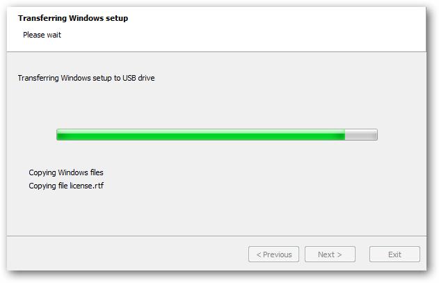 Copy Windows 7 ke Flashdisk