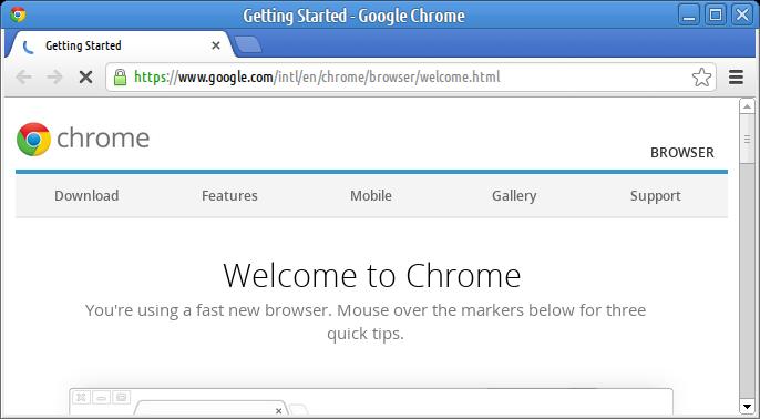 Google Chrome Terbaru Versi 43