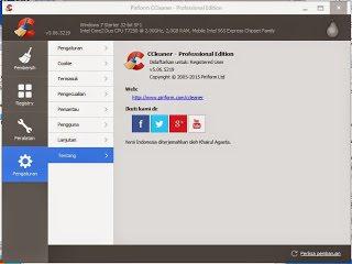 Software CCleaner Versi Terbaru 5.06
