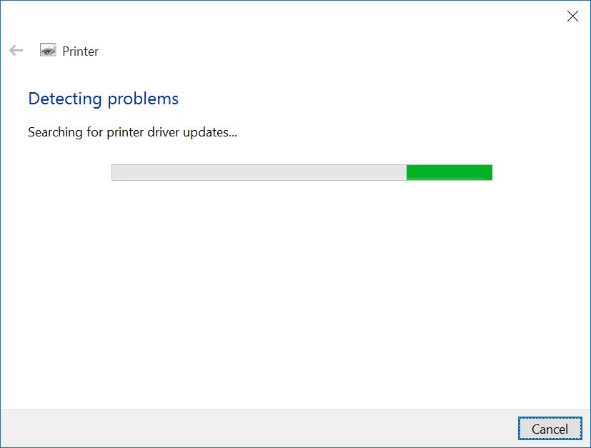 Memperbaiki Printer Rusak Windows 10