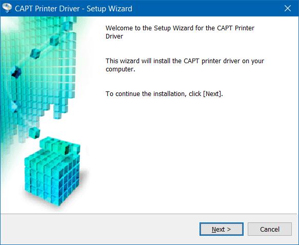 Install Driver Printer Windows 10