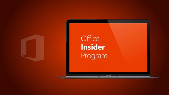 Program Insider Microsoft Office