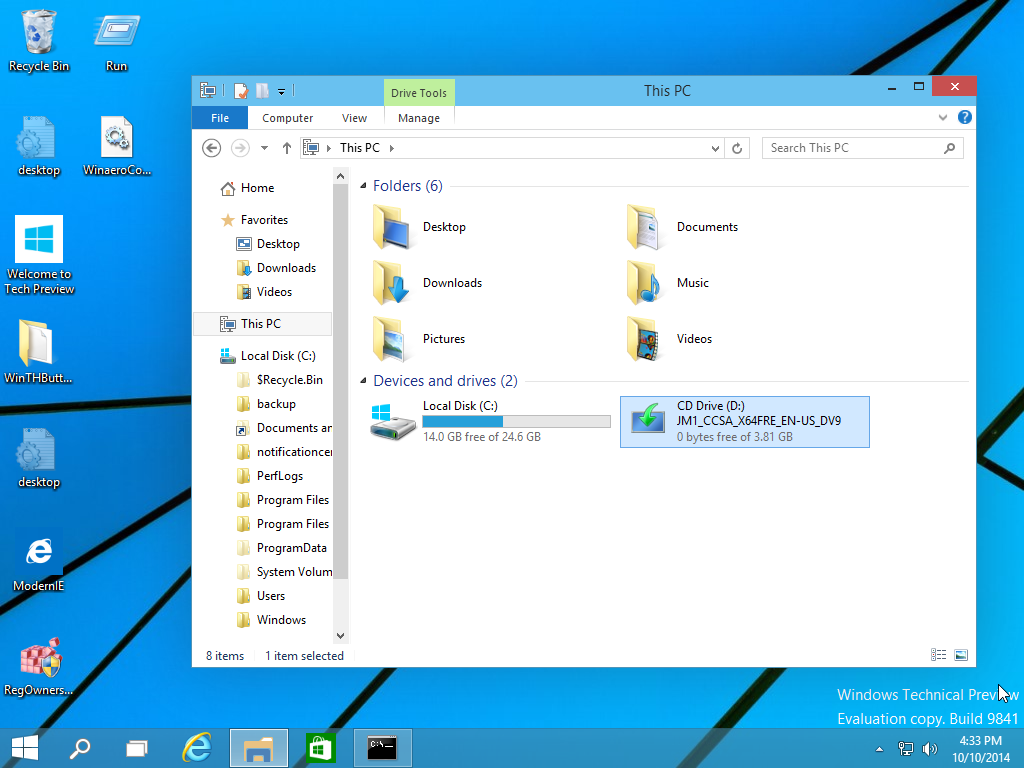 Partisi Instalasi Windows 10