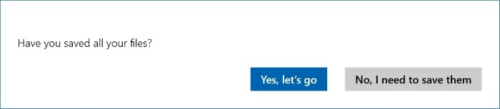 Konfirmasi upgrade Windows 10 Home ke Pro